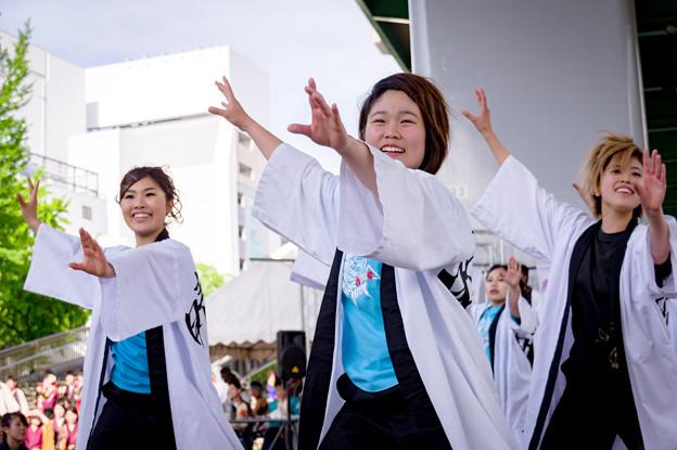 わいわい若宮2017 中京大学晴地舞