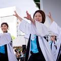 写真: わいわい若宮2017 中京大学晴地舞