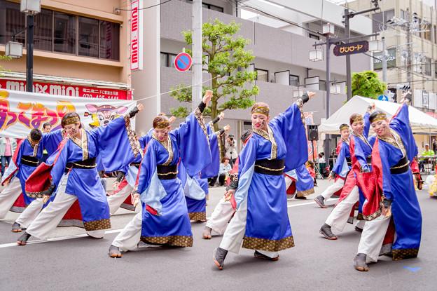 踊っこまつり2017 裏播州鬼ほおずき灯