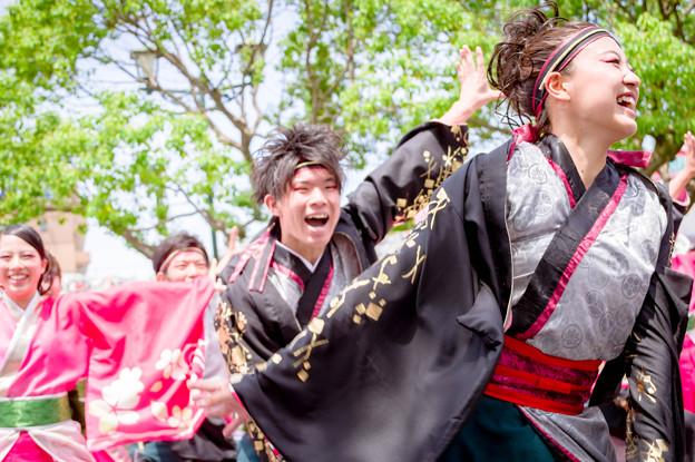 犬山踊芸祭2017 常笑
