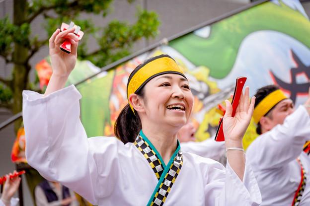 踊っこまつり2017 姫龍z