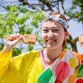写真: 犬山踊芸祭2017 飛燕-多治見