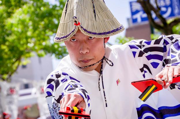 犬山踊芸祭2017 よさこい塾・ありがた屋