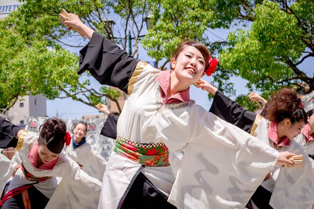 犬山踊芸祭2017 四季舞