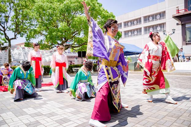 犬山踊芸祭2017 夢道源人