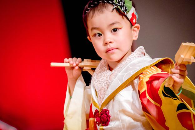 堺よさこいかえる祭り2017 笑舞翔華