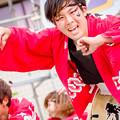 """踊っこまつり2017 関西大学学生チーム""""漢舞"""""""