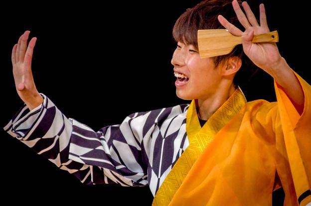 堺よさこいかえる祭り2017 桃山学院大学 よさこい連 真輝-SANAGI-