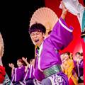 写真: 堺よさこいかえる祭り2017 大阪大学お祭りダンスサークル祭楽人