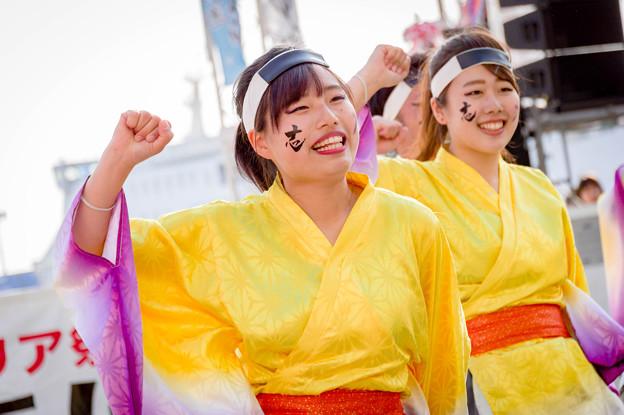 worldあぽろん2017 京炎そでふれ! 志舞踊
