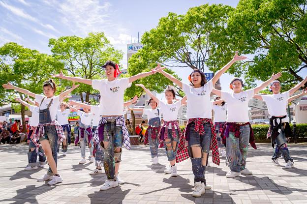 犬山踊芸祭2017 Well来夢・平田