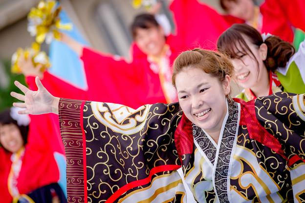 はるえイッチョライでんすけ祭り2017 雅夢舎楽
