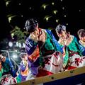 写真: うらじゃガーデンナイト2017 うらじゃ連 葉月-HAZUKI-