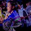 よさこい祭り2017 はりまや橋競演場 逢坂夢帆
