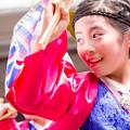 """よさこい祭り2017 升形地域競演場 菜園場""""菜の笑""""さ組"""
