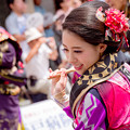 よさこい祭り2017 升形地域競演場 浪花乱風