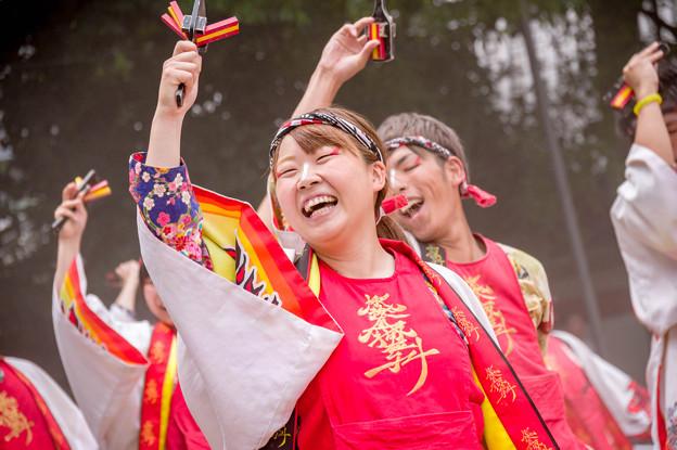 にっぽんど真ん中祭り2017 肥後真狗舞~九州がっ祭~
