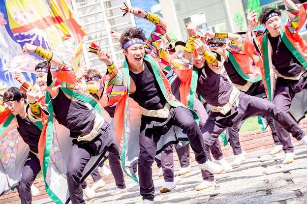 にっぽんど真ん中祭り2017 平岸天神