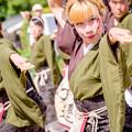 Photos: こいや祭り2017 有閑踊り子一座 飛舞人