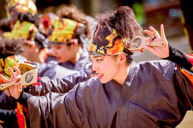 にっぽんど真ん中祭り2017 CHIよREN北天魁