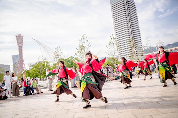 神戸アライブ2017 バサラ風流倭尽心舞