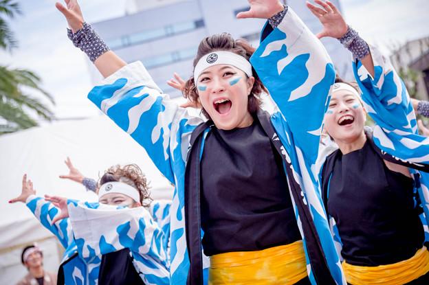 安濃津よさこい2017 嘉們-KAMON-