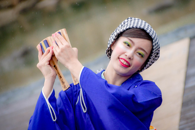 ゑぇじゃないか祭り2017 茜丸