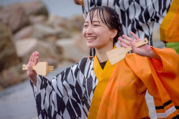ゑぇじゃないか祭り2017 桃山学院大学 よさこい連「真輝-SANAGI-」