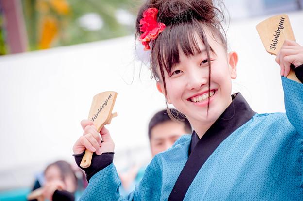 安濃津よさこい2017 神鬼龍