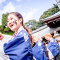 Photos: 龍馬よさこい2017 学生よさこいチーム おどりんちゅ