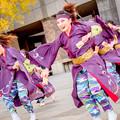 桃食べな祭2017 河内連