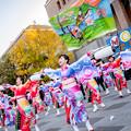 桃食べな祭2017 夢源風人