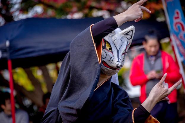 おどるんや秋まつり2017 二代目祭屋モノノケ