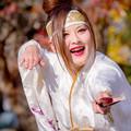 写真: おどるんや秋まつり2017 月華