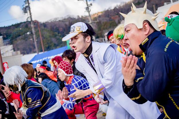 バサラカーニバル2017 東方JOJO夢