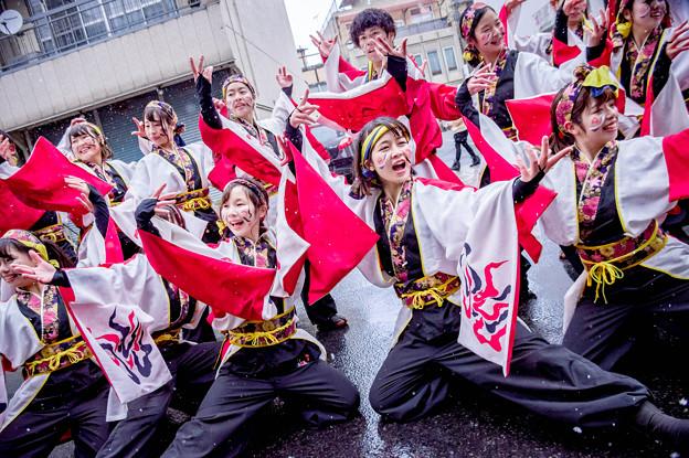 バサラカーニバル2017 岡山うらじゃ連笑輝