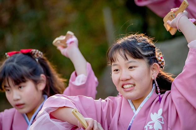 廣田神社初踊り奉納演舞2018 魚崎結舞