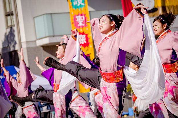 岐聖祭2017 岐阜大学よさこいサークル騒屋