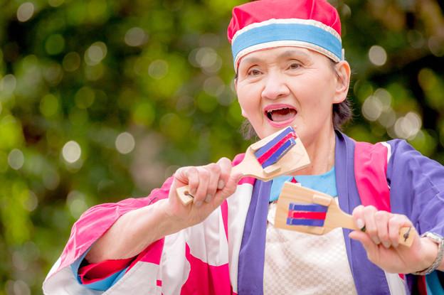 廣田神社初踊り奉納演舞2018 泉北すきやねん