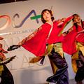 """Photos: みなこい祭 in OCAT 2018 みのおよさこい踊り子隊""""凜"""""""