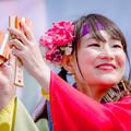 Photos: 貝塚みずま春フェスタ2018 海友会 dance team 楽舞和