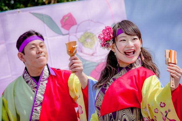 貝塚みずま春フェスタ2018 海友会 dance team 楽舞和
