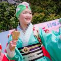 写真: 貝塚みずま春フェスタ2018 夢舞隊