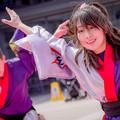 Photos: 京都さくらよさこい2018 舞心座 蒼