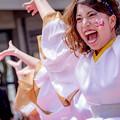 京都さくらよさこい2018 大阪教育大学YOSAKOIソーランサークル凜憧