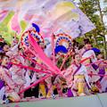 京都さくらよさこい2018 桜道里