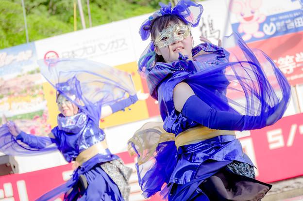 丸亀お城まつり2018 TAICHI with 白虎連