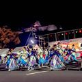 Photos: 丸亀お城まつり2018 月下桜舞連