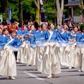 YOSAKOIソーラン日本海彦根三十五万石会場2018 京炎そでふれ!志舞踊