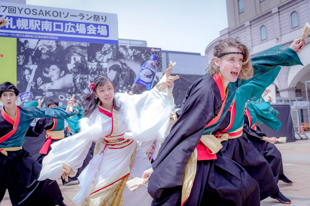 YOSAKOIソーラン祭り2018 Another Story by 百物語